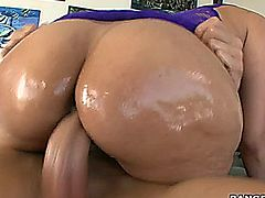 Reena Sky - latina ass drilled hard