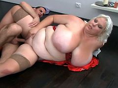Oustanding donna has banged onto A floor