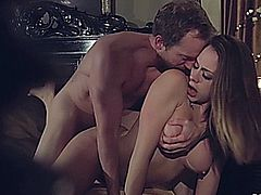 Chanel Preston tells her husband shes going out with the girls but secretly shes having an affair with her hot new hung lover Ryan