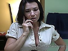 Tara Tainton - Embarrassing When Your Auntie Discovers Your Uncu.mp4