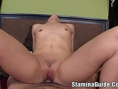 LEAH LUV -Hot Young Girl Screwed Inside Her Tight Pussy 2