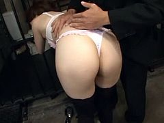 This Anal Sex Loving MILF Always Seems To Have Some Guy Hanging Off Her And Here She Gets An Anal Creampie.