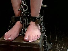 This BDSM is a very shocking one. The sadistic fantasies of this dominant make Marie McCray stun so fucking loud!