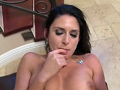 Dont cross me. Staring Keiran Lee and Nikki Daniels. Great hardcore action as this Milf thinks she will teach her ex lover a lesson. in fact, he teaches her a lesson and gives her pussy a good old pounding.