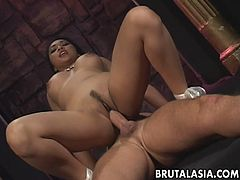 Anal hardcore sex with Asian Mika Tan