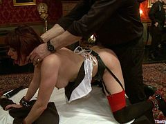 Kinky Babes Look To Get Pleased In A Bondage Scene