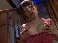 Jav Hd porn site performs you one another hussy Japanese girl which is ready to turn into reality all your perverted dreams. She is hot tempered hussy chick and digs her pussy with only one desire to cum.