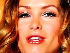 Heather Vandeven is on fire in solo action
