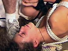 Famous Amateur Bondage Clips reveals sensuous collection of Hardcore Sex obscene movs