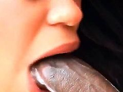 Cool black porn story is before you right now! Look at Chyanne Jacobs having fuck with her ebony boyfriend. He is screwing mouth of cutie before starting to drill her ass.