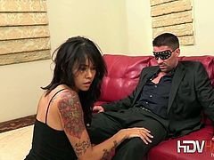 Watch two horny and intense Asian brunette temptresses getting their clams and asses banged balls deep into kingdom come while assuming spectacularly naughty poses. They even find time to play hot lesbian games.