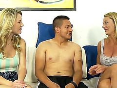 David Loso loves attractive Brenda Jamess amazing body and fucks her mouth as hard as possible