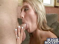 Hot Milf Amy Brooke Blowjob And Fucked