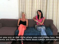 These girls want to make lots of easy money or be the next big adult movie star but unfortunately for them I am a FAKE AGENT. This site is real, dangerous, filthy, and features amateur girls talked into doing things from blowjobs to creampies, anal, swallowing and facials! It's so wrong it's right!