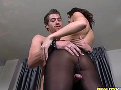 Beautiful Chanel Preston gets nailed nice and deep