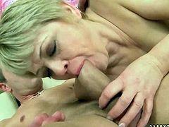 Granny Sex Compilation with oral and hardcore sex