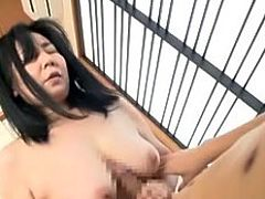She still has a sexy body and further more this mature has a lot of experience when it's about fucking. What more can a guy want then to fuck her between those big delicious boobs and then drill her pussy from behind. Yeah she likes it deep and hard!