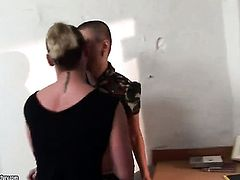 Blonde and lesbian Kathia Nobili fuck on camera for you to watch and enjoy