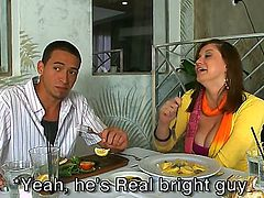 Lustful gal Sara Stone gets fucked hard and deep