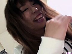Yuki Minami in a sensual and steamy hardcore action