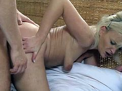 Gorgeous long-hiared milfs love it doggy style. Check this video and make sure about it. It is really worth watching.