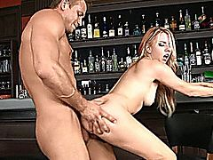 A break is never complete for Lexi Belle unless she manages to get a big dick and have several orgasms.
