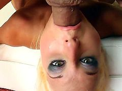 Myra gets the best sex of her life beause of these two horny guys who love to drill pussies