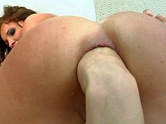 Tanya and Kissy are lesbian fisting addicts. They are tired and stretching each others flexy pussies and give anal fisting a try. Watch them make their hands disappear in each others butt holes.