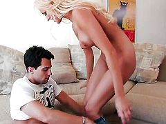Breanne Benson loves to suck and cant say No to hot dude