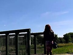Babe Pissing
