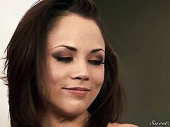 Kristina Rose is in heaven sucking Rocco Reeds meaty rod