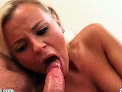 These two old men lure Bree Olson with their money. She ends up earning many hundreds of dollars after getting fucked by both men.