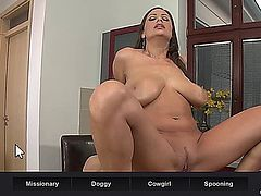 This voluptuous milf is named Sensual Jane. She has big natural boobs that any man would love to tittyfuck. A saboom presentation.
