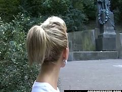 Check this awesome compilation of amateur public sex, where some intense Czech brunettes and blondes get banged into kingdom come in unexpected places.