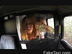 FakeTaxi - Randy lady wants to party