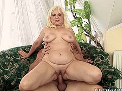 21 Sextury xxx clip gives you a chance to enjoy a really hot and horny old bitch. This pale ugly blond haired slut with ugly big ass and droopy tits is a great pro in riding a strong dick and moans of delight as if she's already got a heart attack.