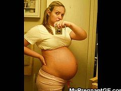 Preggo Teen GFs Best Compilation Ever!