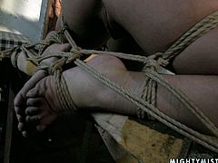 Are you looking for something hot and thrilling? You are right here to enjoy watching BDSM sex video produced by 21 Sextury porn site.