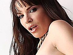Her 1st DV, DP, & 1st gangbang! Jayden Jaymes does it all! Jayden Jaymes stars in the second volume of the brand new series, Gangbanged performing in her very 1st Gangbang, featuring 7 guys, her 1st DV and 1st DP. Dana DeArmond is featured in a double anal scene, also in a 7 guy scene.