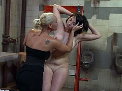 Are you looking for something special? You are right here. 21 Sextury porn site provides you with hundreds of exciting lesbian BDSM sex scenes. Enjoy watching two babes in hardcore BDSM action.