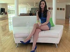 Lily Carter the ass queen