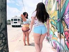Phat Asses Angelina Castro & Angel Cakes