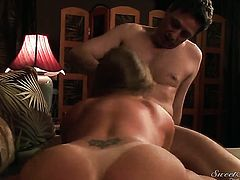 Darla Crane and hot dude Steve Holmes both have fierce appetite for fucking