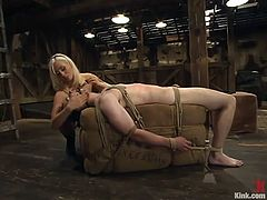 Luscious blond Lorelei Lee is going to cause some pain to Nomad