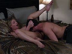 dirty babe likes her hair pulled when fucked
