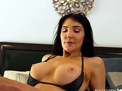 Mish fucking scene with voluptuous Diana Prince and cocky Tyler Nixon