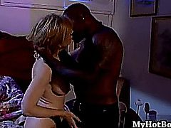 Nina Hartley is a gorgeous blonde haired MILF wh  2