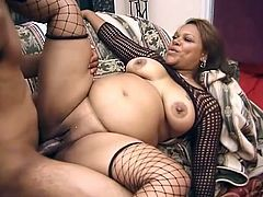 Candy Love is a chubby locking hoe and she enjoy in sucking cock, this nasty fucker can not wait for his cock to be hard enough and destroy her vag.