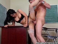 Watch how big ass of voluptuous Asian hottie Mika Tan gets hammered doggystyle. Her soaking wet trimmed pussy gets stuffed balls deep.