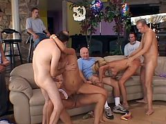 Get a loaf of this hardcore video of this hardcore scene where this hot clip shows you these hotties being nailed by many big cocks as their husbands watch.